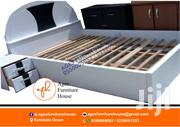 Double Bed With Sidelock for Sell. Free Delivery | Furniture for sale in Greater Accra, Chorkor