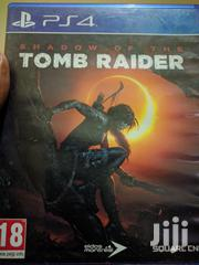 Ps4 Shadow Of The Tomb Raider | Video Games for sale in Greater Accra, Achimota