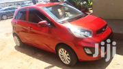 Kia Picanto 2012 1.1 EX Automatic Red | Cars for sale in Greater Accra, Abelemkpe