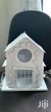 White Decorative Bird Cage | Pet's Accessories for sale in Greater Accra, Teshie-Nungua Estates