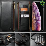 Caseme Leather Wallet+ Case for iPhone Xsmax Xr Xs X 8plus 7plus | Accessories for Mobile Phones & Tablets for sale in Greater Accra, Darkuman
