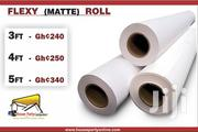 Flexy Banner Roll | Stationery for sale in Ashanti, Kumasi Metropolitan