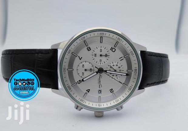 Archive: Kenneth Cole Chronograph Watches
