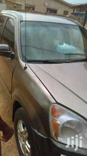 Honda CR-V LX 4WD 2002 Gold | Cars for sale in Greater Accra, Adenta Municipal