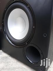 "Polk Audio Psw108 10"" Subwoofer With Surroundings 