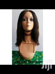 Peruvian Blunt Cut Lace Closure Wig | Hair Beauty for sale in Greater Accra, Nungua East