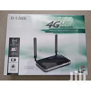 Universal D-Link 4glte Router Accepts All Networks | Networking Products for sale in Greater Accra, Dansoman