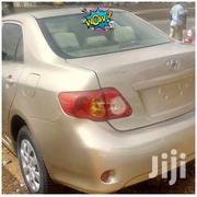 New Toyota Corolla 2009 1.8 Exclusive Automatic Beige | Cars for sale in Greater Accra, Darkuman