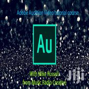 Adobe Audition Video Tutorial Course | CDs & DVDs for sale in Ashanti, Kumasi Metropolitan