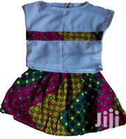 Kid's Ankara Outfit | Children's Clothing for sale in Greater Accra, Teshie new Town