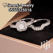 Wedding Ring Silver | Jewelry for sale in Greater Accra, Kwashieman