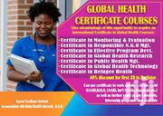 Global Health Courses & Certificate At Discount | Classes & Courses for sale in Greater Accra, Osu