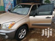 Toyota RAV4 2004 2.0 4x4 Gold | Cars for sale in Greater Accra, Ga East Municipal