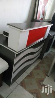 Nice Reception Desk | Furniture for sale in Greater Accra, North Kaneshie