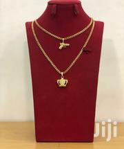 Double Layered Necklace | Jewelry for sale in Greater Accra, Teshie-Nungua Estates