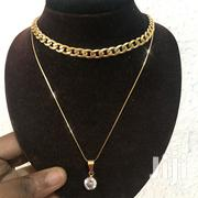 Stainless Gold Necklace | Jewelry for sale in Greater Accra, Teshie-Nungua Estates