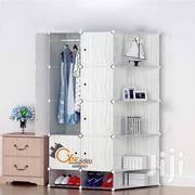 12cubes Plastic Wardrobe With Shoe Rack | Furniture for sale in Greater Accra, Kotobabi