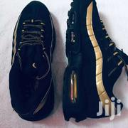 Nike 97 Black And Gold | Shoes for sale in Greater Accra, Akweteyman