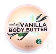 Derma V10 Vanilla Body Butter | Skin Care for sale in Greater Accra, Teshie new Town