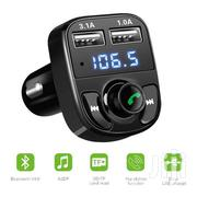 Car Bluetooth Phone Handfree MP3 Player | Vehicle Parts & Accessories for sale in Greater Accra, Cantonments