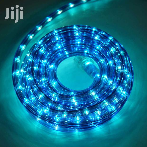 Blue Rope Light for Decoration