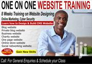 Website Designing Training | Classes & Courses for sale in Greater Accra, Labadi-Aborm