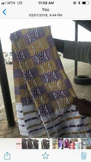 Latest White Kente Cloth For M | Clothing for sale in Greater Accra, Roman Ridge