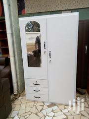 Pure White Double Door Wardrobe For Sell | Furniture for sale in Greater Accra, Adenta Municipal