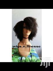 Mongolian Afro Curls Sealed Wig | Hair Beauty for sale in Greater Accra, Nungua East