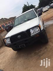 Toyota Land Cruiser 2008 100 4.2 White | Cars for sale in Greater Accra, Tema Metropolitan