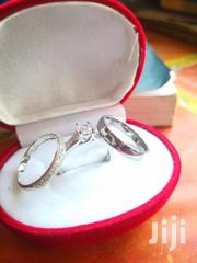 Original Sterling Silver 3 Set Wedding Rings | Jewelry for sale in Greater Accra, Ga South Municipal