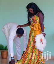 Beautiful Quality Yellow Kente Cloth | Clothing Accessories for sale in Greater Accra, Roman Ridge