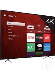TCL Uhd Smart 4K Digital Satellite LED TV 55 Inches | TV & DVD Equipment for sale in Greater Accra, Accra Metropolitan