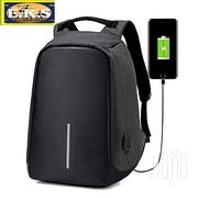 Black Anti-Theft Waterproof Multi-Functional Backpack With USB | Bags for sale in Western Region, Shama Ahanta East Metropolitan