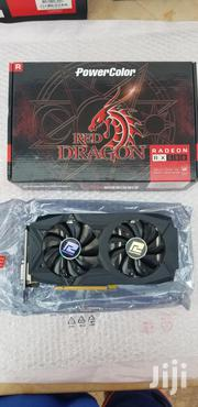 Red Dragon Rx 580 8gb Graphic Card | Computer Hardware for sale in Greater Accra, Achimota