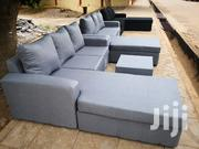 ITALIAN L SHAPE SOFA BED ❤️ ❤️ ❤️ 💖 💖 | Furniture for sale in Greater Accra, Airport Residential Area