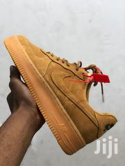 Brown Nike Air Force | Shoes for sale in Greater Accra, Cantonments