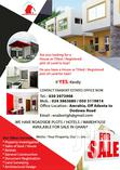 Title Plots of Land for Sale at Frafrha Adenta Road | Land & Plots For Sale for sale in Adenta Municipal, Greater Accra, Ghana