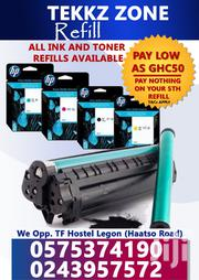 Refill Toner and Ink Cartridges | Accessories & Supplies for Electronics for sale in Greater Accra, East Legon (Okponglo)