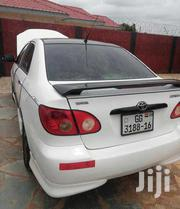 Toyota Corolla 2006 S White | Cars for sale in Eastern Region, Kwahu North