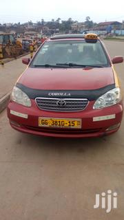 Toyota Corolla 2006 CE Red | Cars for sale in Western Region, Ahanta West