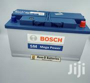 12 Volts 17 Plates Car Battery ( Bosch 88ah Battery ) Free Delivery | Vehicle Parts & Accessories for sale in Greater Accra, Kotobabi
