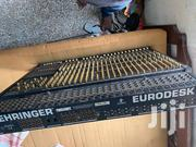 Behringer Eurodesk 48/24 Channel Dual Input 8-bus Mixing Console | Audio & Music Equipment for sale in Greater Accra, Achimota