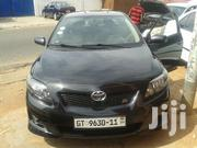 Toyota Corolla 2009 1.8 Advanced Black | Cars for sale in Greater Accra, Kokomlemle
