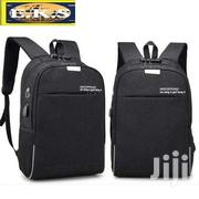 2 Pieces of Black Anti-Theft Lockable Laptop Backpack | Bags for sale in Western Region, Shama Ahanta East Metropolitan