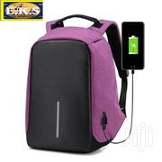 Purple Anti-Theft Waterproof Multi-Functional Backpack | Bags for sale in Western Region, Shama Ahanta East Metropolitan