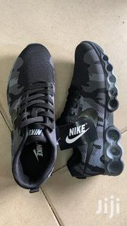 Nike Black Camouflage Pattern | Shoes for sale in Greater Accra, Ga West Municipal