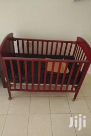 Wooden Baby Cot | Babies & Kids Accessories for sale in Greater Accra, Tesano