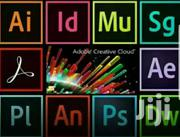 Adobe CC 2018 Master Suite Package For Mac/Windows | Software for sale in Greater Accra, Airport Residential Area