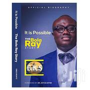 It Is Possible - The Bola Ray Story | Books & Games for sale in Western Region, Shama Ahanta East Metropolitan
